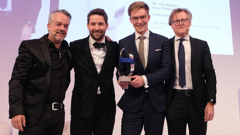 Wissenschaftspreis Bestes Startup 2020