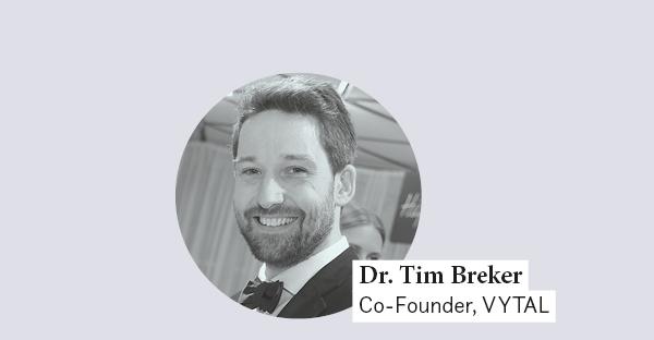 Gewinner Dr. Tim Breker